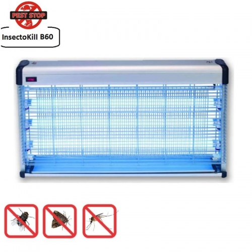 Aparat cu ultraviolete anti-insecte InsectoKILL B60 250mp