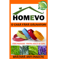 Homevo bratari anti insecte