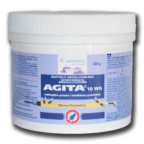 Insecticid anti muste Agita 10 WG