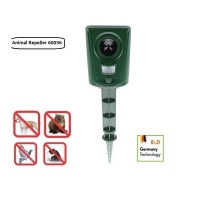 Aparat anti daunatori cu ultrasunete Animal Repeller 60036